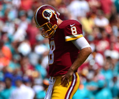 Redskins' Kirk Cousins needs target practice