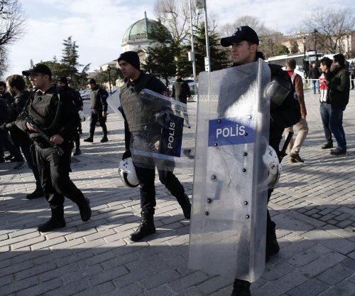 Car bomb kills police in Kurdish Diyarbakir, Turkey, day before PM visit