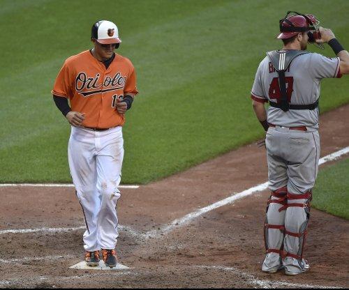 Jonathan Schoop's RBI single lifts Baltimore Orioles past Los Angeles Angels