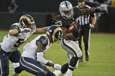 Baltimore Ravens release RB Trent Richardson