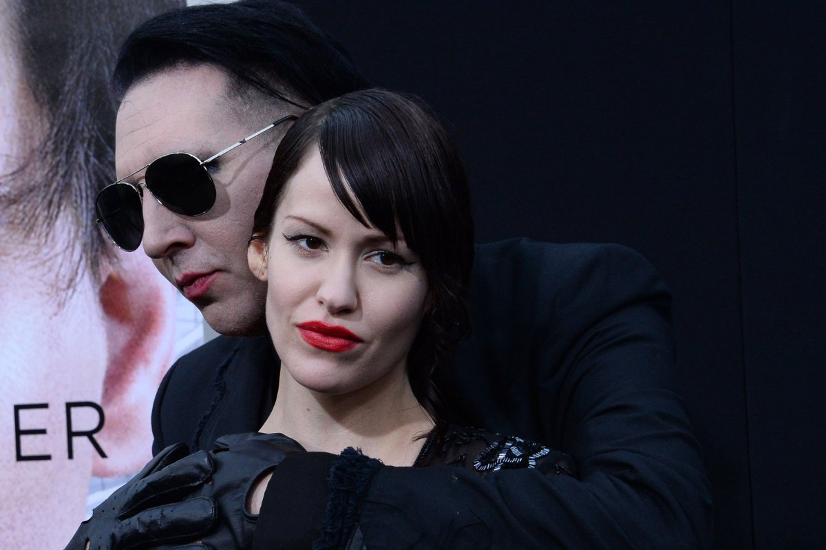 Marilyn manson news quotes wiki upi marilyn manson appears in teaser trailer for season 3 of salem m4hsunfo
