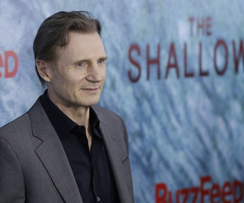 Liam Neeson on what advice he'd impart to Felicity Jones if asked: 'Keep a bit of mystery'