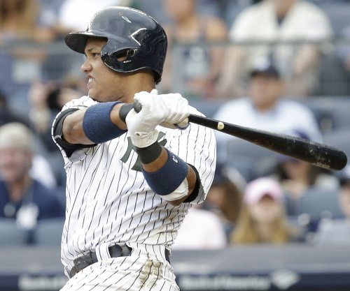 MLB: New York Yankees place 2B Starlin Castro on DL