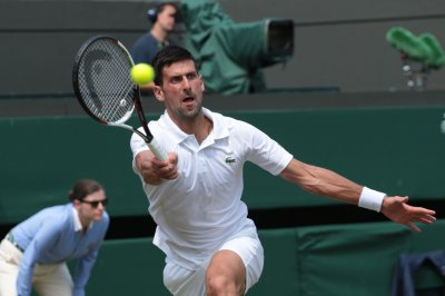 Novak Djokovic breezes into third round at Wimbledon