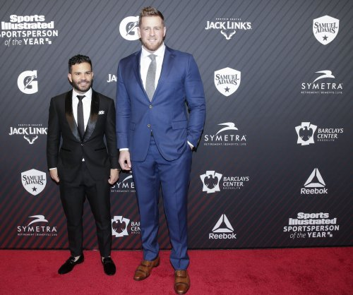 Sportsperson of Year: Texans' J.J. Watt, Astros' Jose Altuve share SI award