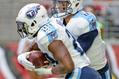 Fantasy Football: Tennessee Titans RB DeMarco Murray not expected to play Sunday