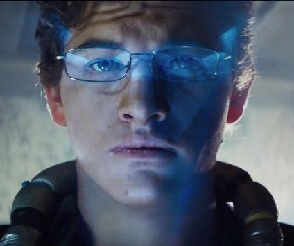 Tye Sheridan fights for the future in 'Ready Player One' trailer