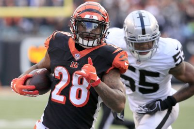 Bengals' Joe Mixon says he can handle 400 carries