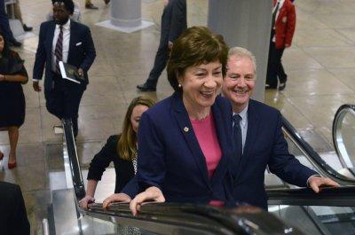 Sen. Susan Collins casts milestone 7,000th consecutive vote