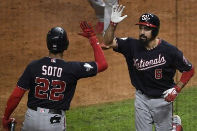 World Series: Nationals beat Astros to force Game 7