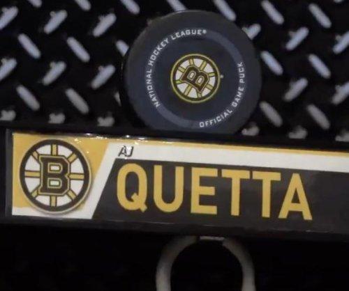 Boston Bruins donate $100K to injured high school hockey player