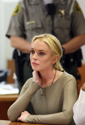 Lohan: 911 call key in Betty Ford scuffle