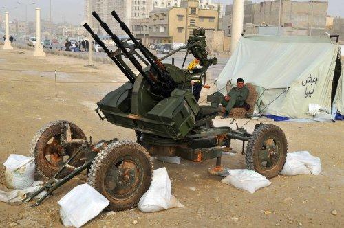 Amid no-fly zone talk, Libya says it's over