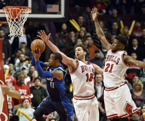 Monta Ellis, Mavs outlast Bulls in 2-OT