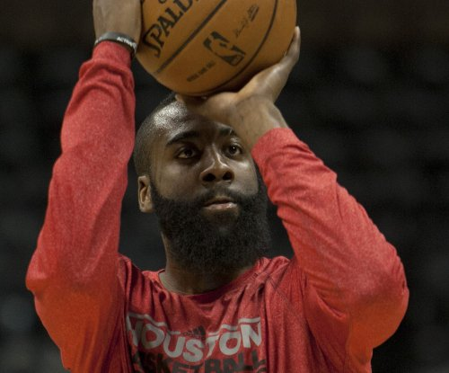 Harden scores 50 as Houston Rockets beat Denver Nuggets