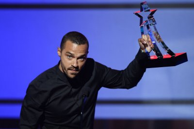 Jesse Williams brings audience to its feet with powerful speech on racism at BET Awards