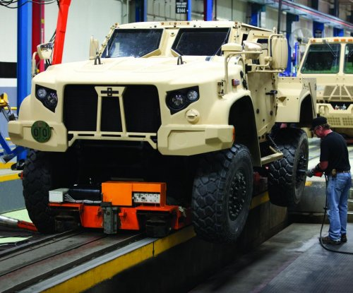 Oshkosh receives JLTV production modification