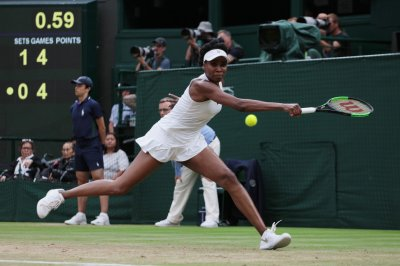 Wimbledon 2017: Venus Williams, Garbine Muguruza breeze into final
