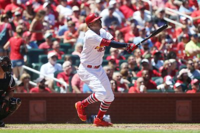 Jose Martinez hits first career grand slam as St. Louis Cardinals rout Cincinnati Reds