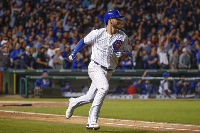 Chicago Cubs' Kris Bryant breaks out in win over New York Mets
