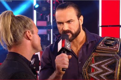 WWE Raw: Dolph Ziggler challenges Drew McIntyre