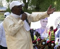Mahamat Idriss Deby, son of slain Chad leader, named interim president