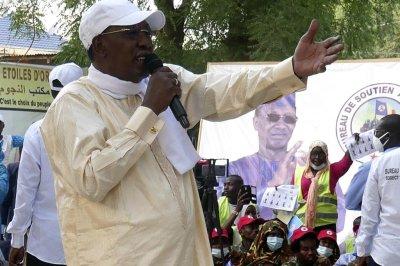 Mahamat Idriss Deby, son of slain Chad leader, named interim president