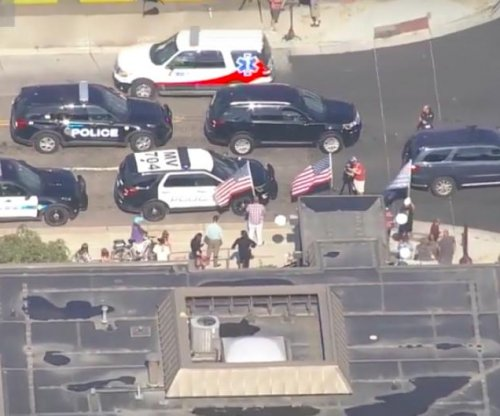 Suspect, police officer and 'Samaritan' killed in Colorado shooting