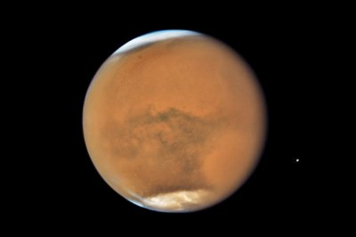 Small stature limits Mars' ability to hold water, study finds