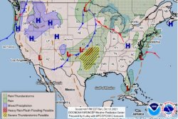 Multi-day threat for severe weather is expected across central U.S.