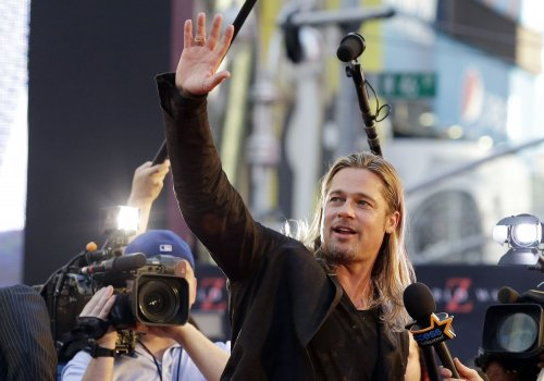 Brad Pitt's 'World War Z' earned $500M at the global box office