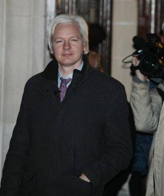 Britain, Ecuador agree to set up group to discuss Assange