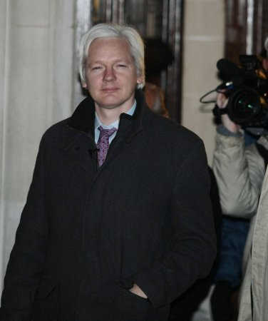 Britain, Ecuador agree to set up group to discuss Assange