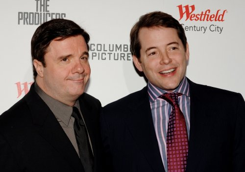 Matthew Broderick, Nathan Lane to reunite in 'It's Only a Play'
