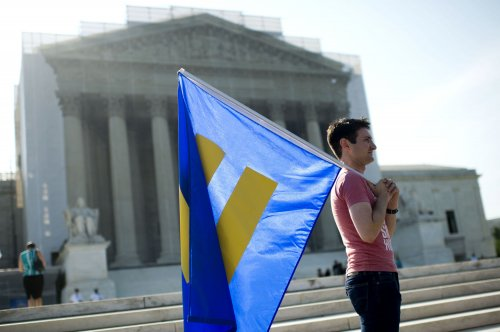 Appeals court gives same-sex marriage green light in Virginia