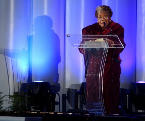 Late Maya Angelou's Forever stamp features quote she didn't write