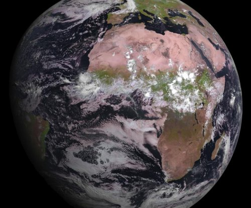 Europe's latest weather satellite produces first image of Earth