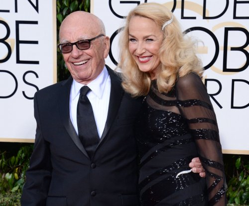 Rupert Murdoch, Jerry Hall are engaged