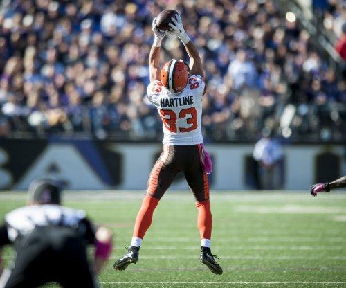 Cleveland Browns release veteran WR Brian Hartline