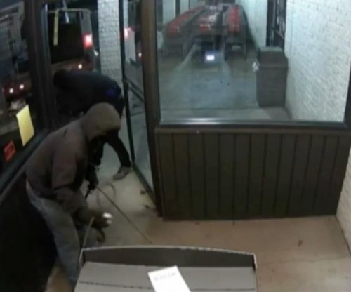 Men use dump truck to steal ATM in Pennsylvania