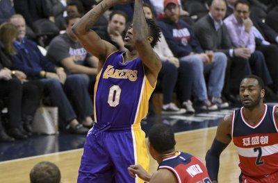 Watch: Washington Wizards troll Los Angeles Lakers' Nick Young with Iggy Azaelea jam