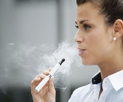 Do e-cigarettes damage blood vessels?