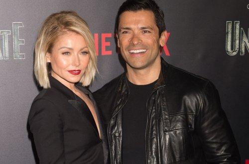Kelly Ripa shares family photo, says daughter Lola approved