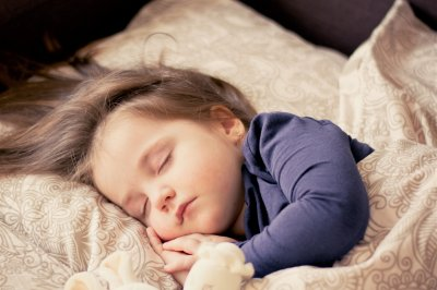 Healthy sleep habits for kids pay off in growth