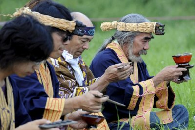 Japan moves to recognize indigenous Ainu minority for first time