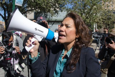 Rep. Veronica Escobar won't meet with President Trump in El Paso
