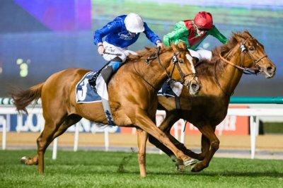 Scabbard favored in Kentucky Derby prep in weekend horse racing