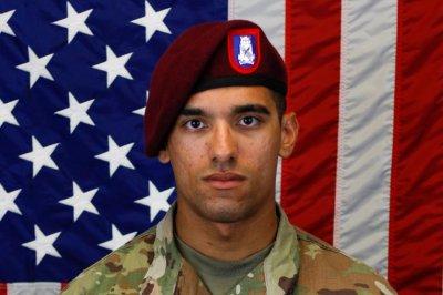 Paratrooper dies in accident at Georgia's Fort Stewart