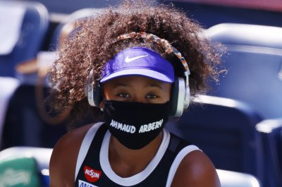 Osaka carries mask messages of equality into U.S. Open final