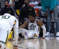 Utah Jazz star Donovan Mitchell suffers ankle injury vs. Pacers